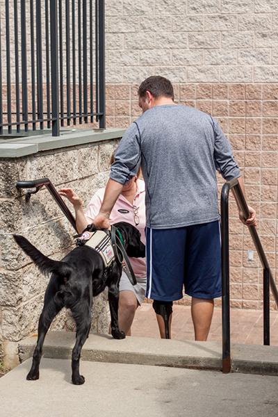 Get a Service Dog - America's VetDogs